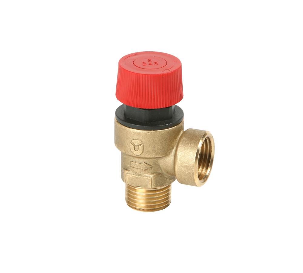 Genebre valvula seguridad m h 6 bar v lvula de seguridad for Valvula de seguridad termo electrico