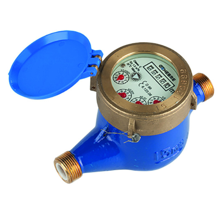 Genebre contador de agua volumetrico piston rotativo - Contador de agua ...