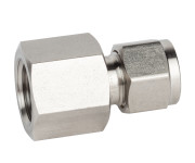 Conector Rosca H (BSPP) - Tubo (mm)